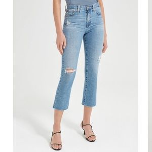 NWT AG jeans the Jodi Crop size 26